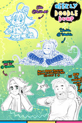 [Patreon] Doodle dump #68 by Kaweii