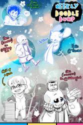 [Patreon] Doodle dump #73 by Kaweii