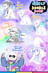 [Patreon] Doodle dump #74 by Kaweii
