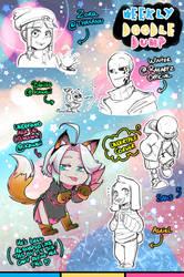 [Patreon] Doodle dump #79 by Kaweii