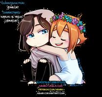 [Commission] Karuki and Yasuo