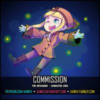 [Commission] Thaxann
