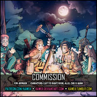 [Commission] Drusk