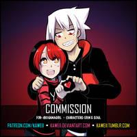 [Commission] Ogamagirl