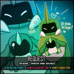 [Request] Kabbu