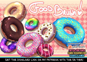 [Brush] Donuts! (preview)