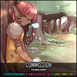 [Commission] BeelzeRider