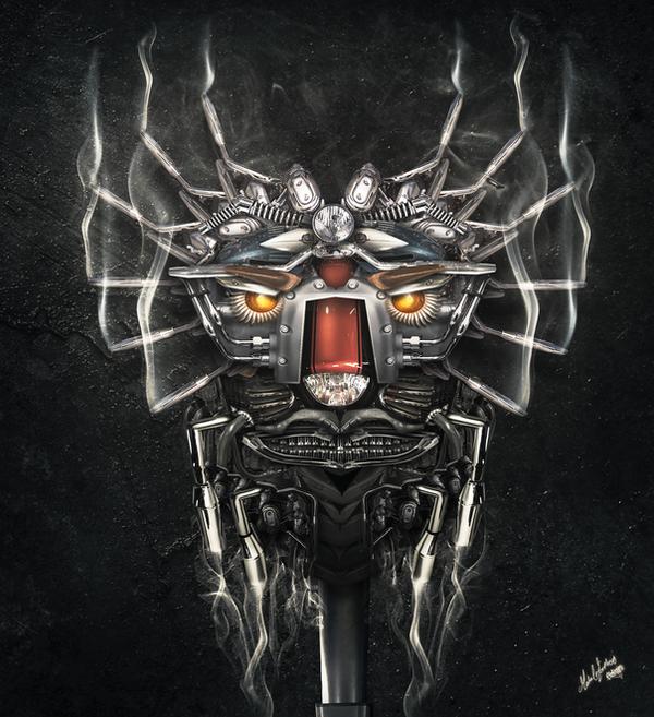 Metal Morphosis by FlewDesigns