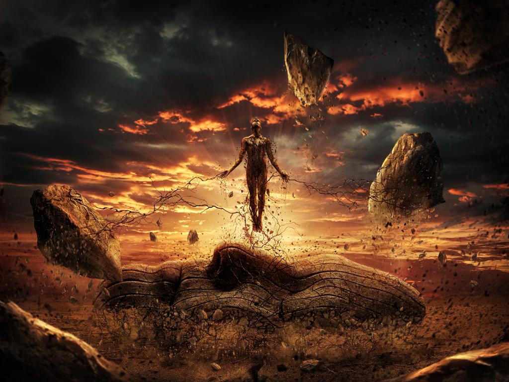 Jupiter Rising by FlewDesigns