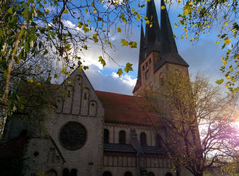Betlehem-Kirche by Musicaloris