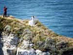 Spontaneous Photoshoot on the cliffs