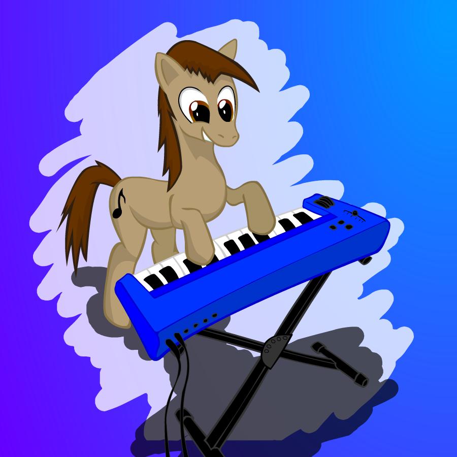 My Pony OC by TrotPilgrim