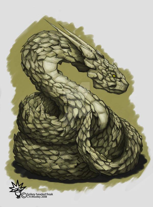 Rock Viper, Complete ish by spikeyheadedfreak