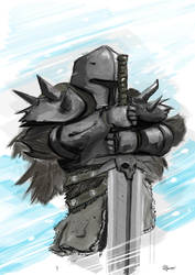 Warrior of the frozen north
