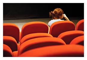 ...cinema people... by butterflyscream