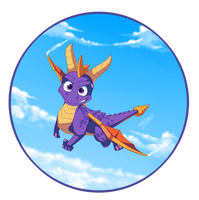.:Spyro:. by SonicWind-01