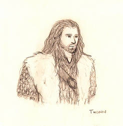 Thorin by Hta-Dreams
