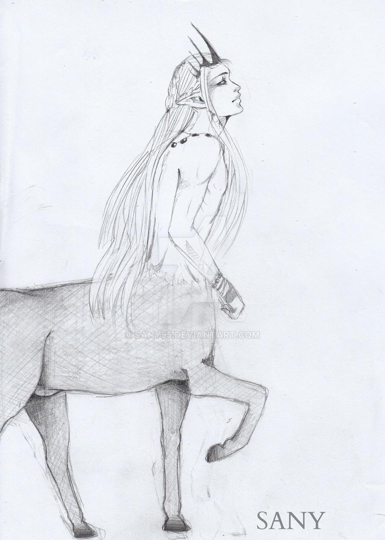 Centaur by Sany95