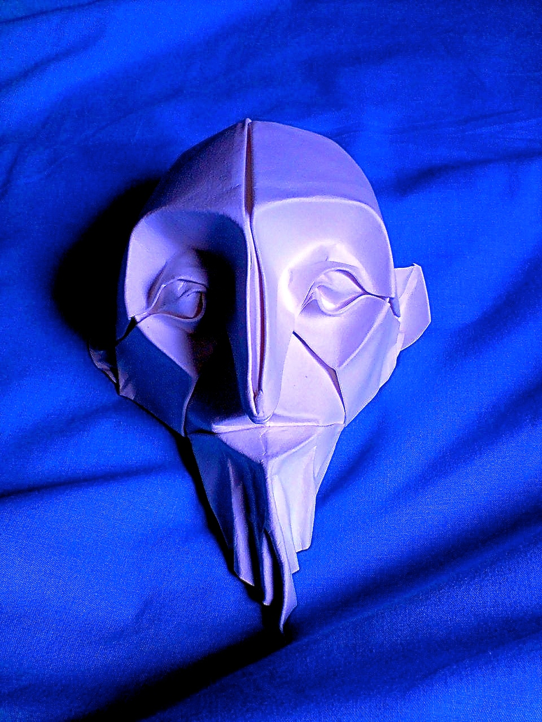 Eric Joisel Mask By Siphanophore