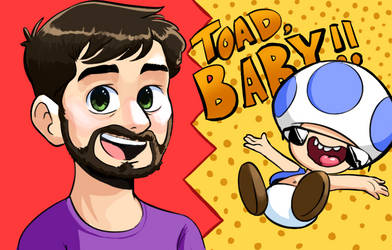 Toad Baby!