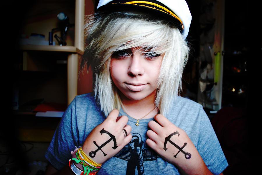 sailor II by MeggieCrimson