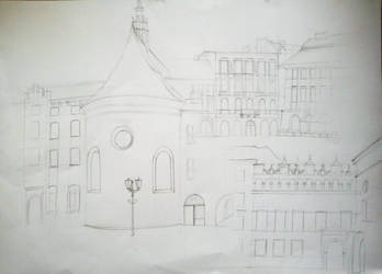 Cracow Sketches