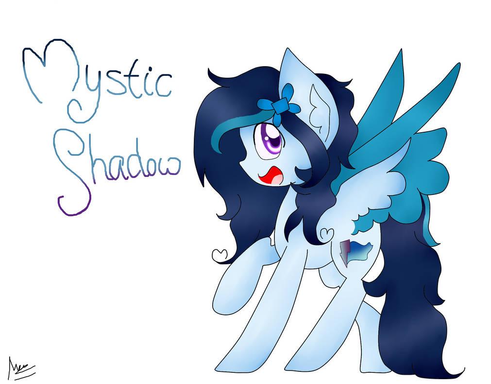 Mystic Shadow [commission] by Atsuko-Art