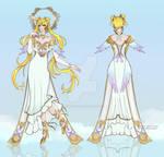 Celestial Usagi by MissAmethysa