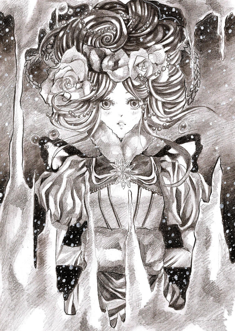 Ice Queen by ElfenCeres