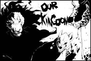 Scar's Kingdom by TamberElla