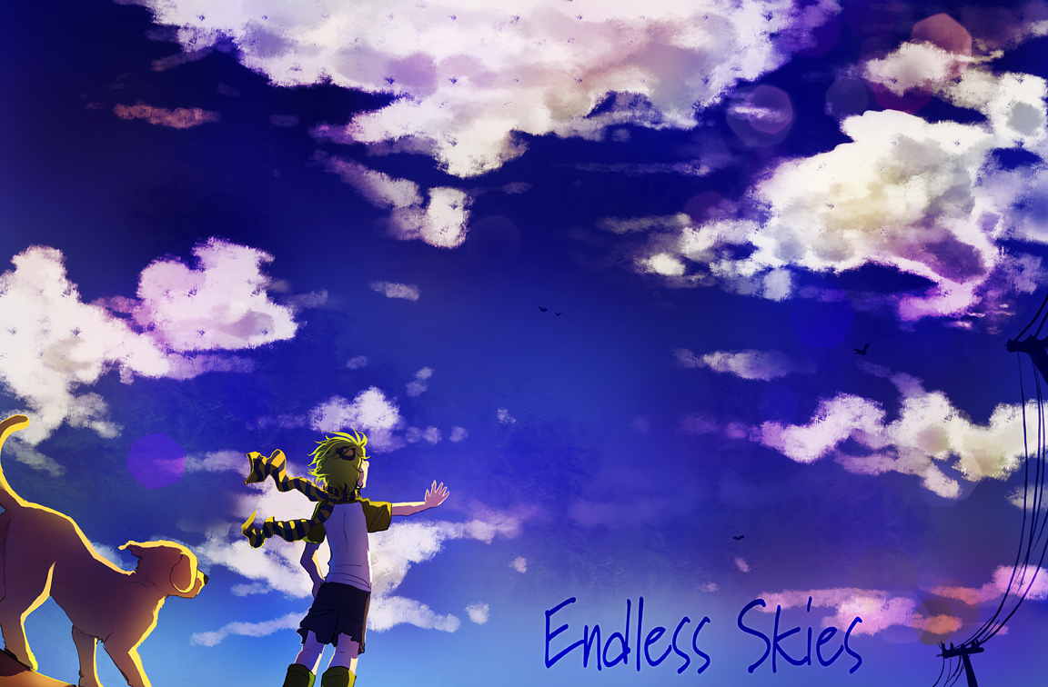 Endless by TamberElla