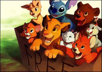 Box of Disney Cuteness