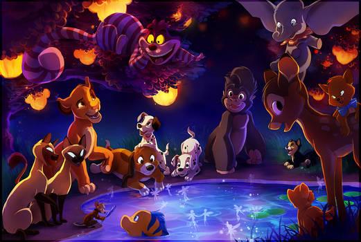 The Gathering of Disney