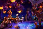 The Gathering of Disney by TamberElla