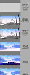 Skye Step-By-Step by TamberElla