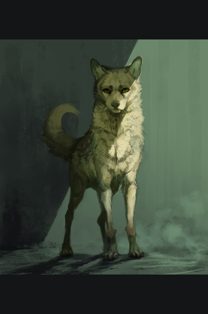 Slant by TamberElla