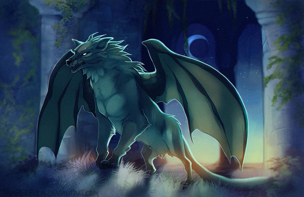 Wolfrott by TamberElla