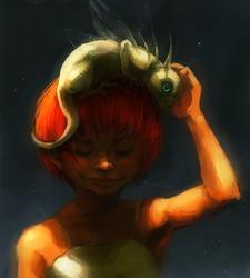 Little Bugcatcher by TamberElla
