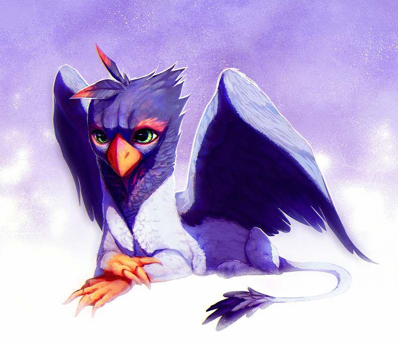 Griffin bby by TamberElla