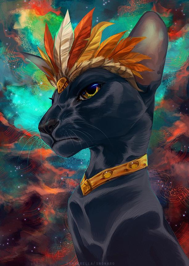 Nebula by TamberElla