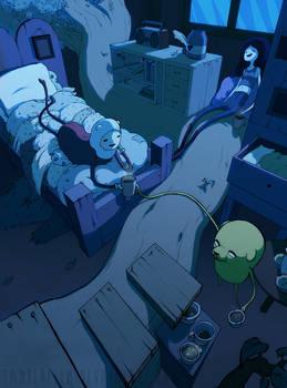Adventure Time: Hot Chocolate