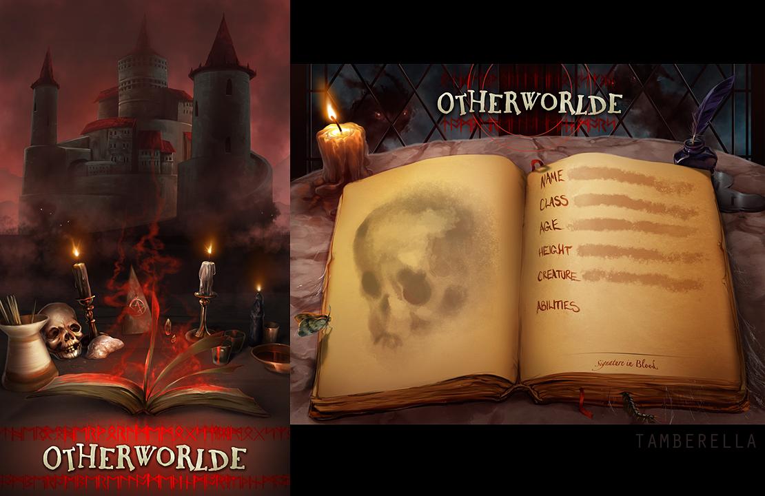 Otherworlde by TamberElla