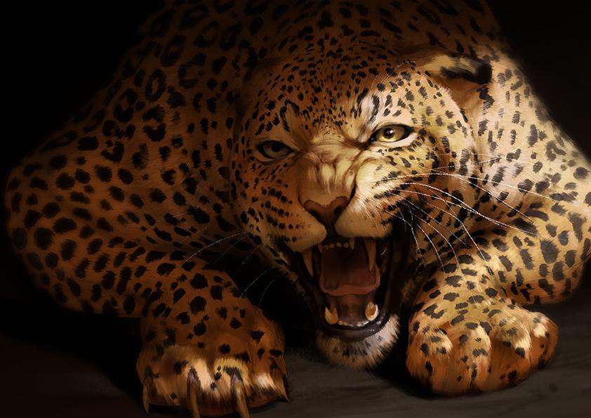 Catamancer Jaguar By Tamberella On Deviantart