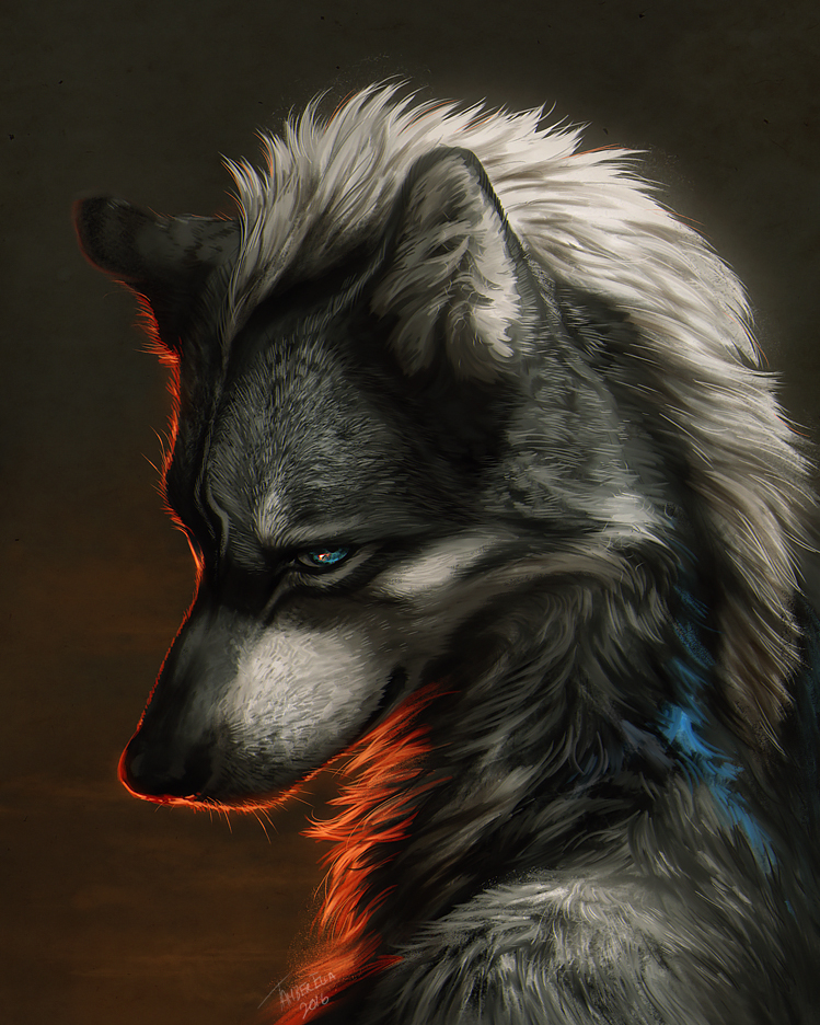 Fantasy Wolf Stock Photos - Download 438 Images