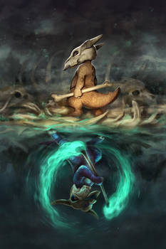 Marowak Mirrored