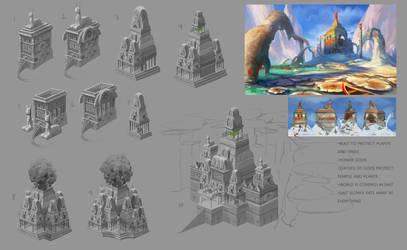 Temple Designs
