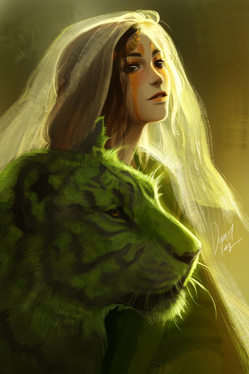 The Princess by TamberElla
