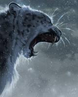 Big Roar by TamberElla