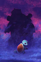 Squirtle by TamberElla