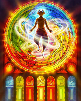 Aang, In Harmony